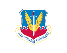 Air Combat Command AEVEX Aerospace customer logo