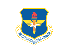 Air Education Training Command AEVEX Aerospace customer logo