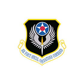 Air Force Special Operations Command AEVEX Aerospace customer logo