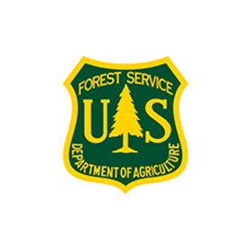 United States Forest Service AEVEX Aerospace partner logo