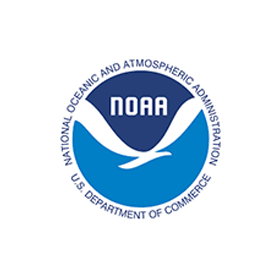 NOAA AEVEX Aerospace partner logo