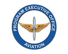 PEO Aviation AEVEX Aerospace partner logo